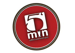 5 min COFFEE AND FOOD SPOT