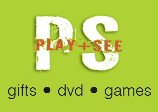 PLAY + SEE – GIFTS – DVD – GAMES